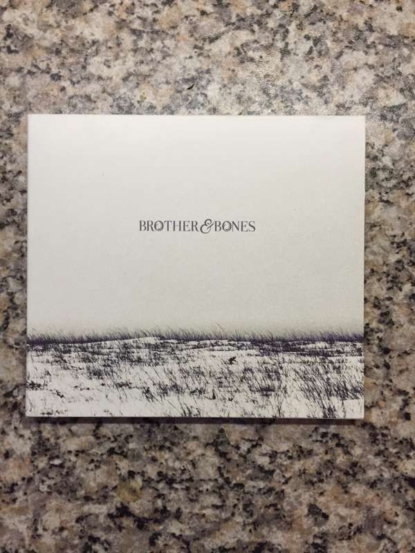 'Brother & Bones' CD ALBUM + FREE track 'Goldmine' - Brother & Bones