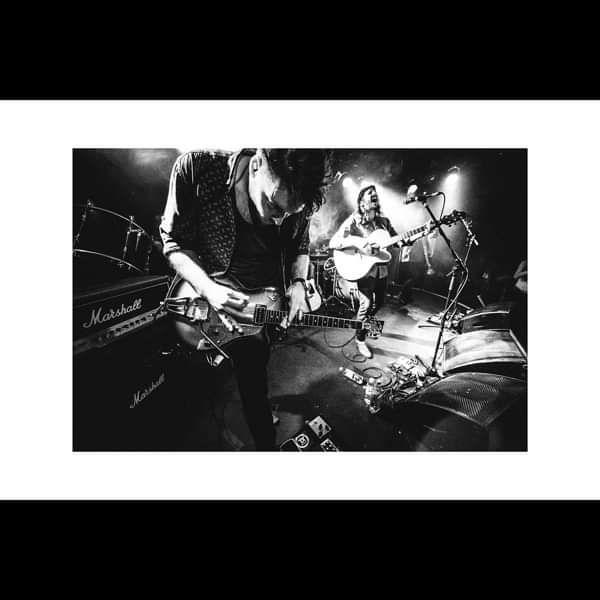 Live Stage Photo Print - Brother & Bones