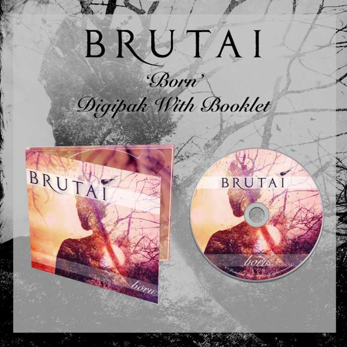 'Born' CD - Brutai