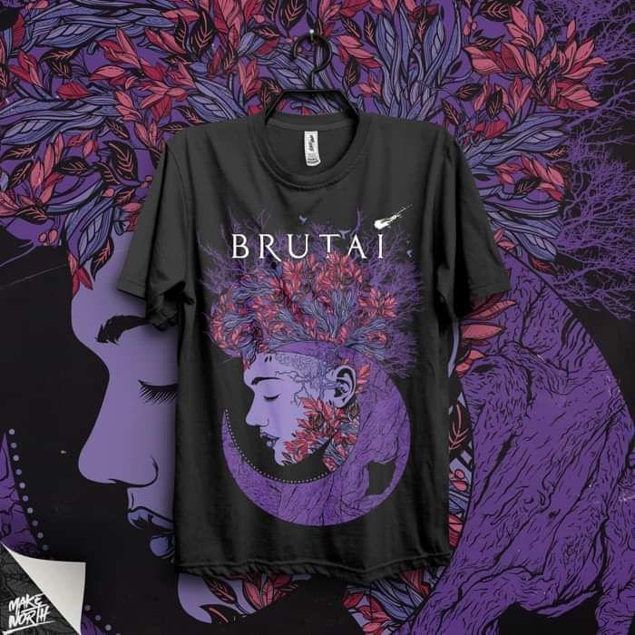 Reborn T-Shirt - Brutai