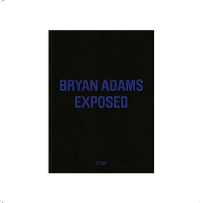 Exposed - Hardback Book - Bryan Adams