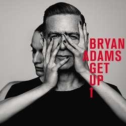 "Get Up - 12"" Vinyl - Bryan Adams"
