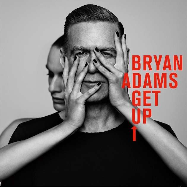 Get Up - CD - Bryan Adams