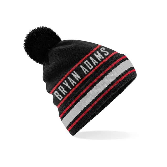 Logo Bobble Hat - Bryan Adams