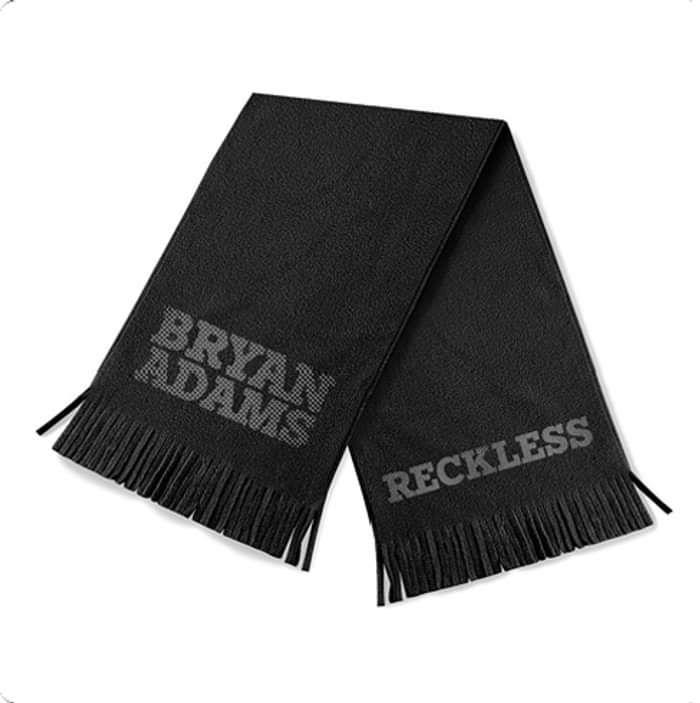 Logo Fleece Scarf - Bryan Adams