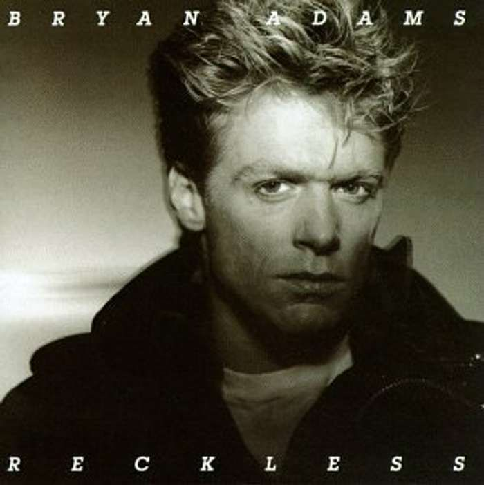 Reckless CD - Bryan Adams