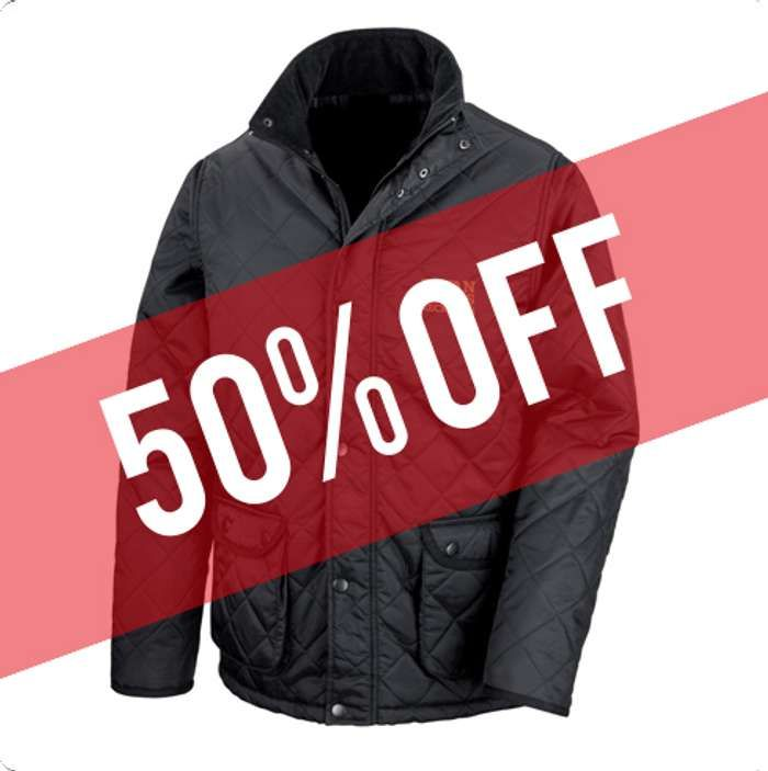 Reckless Tour Padded Jacket - Now 50% Off! - Bryan Adams