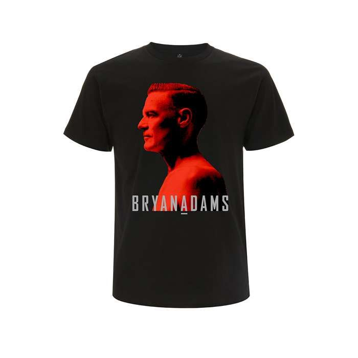 Shine Album Cover - Tour Tee - Bryan Adams