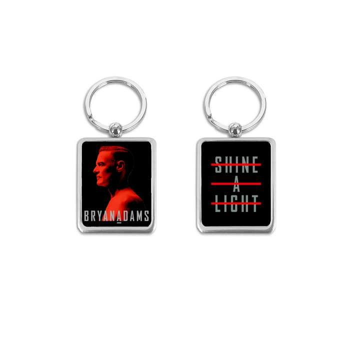 Shine Keyring - Bryan Adams