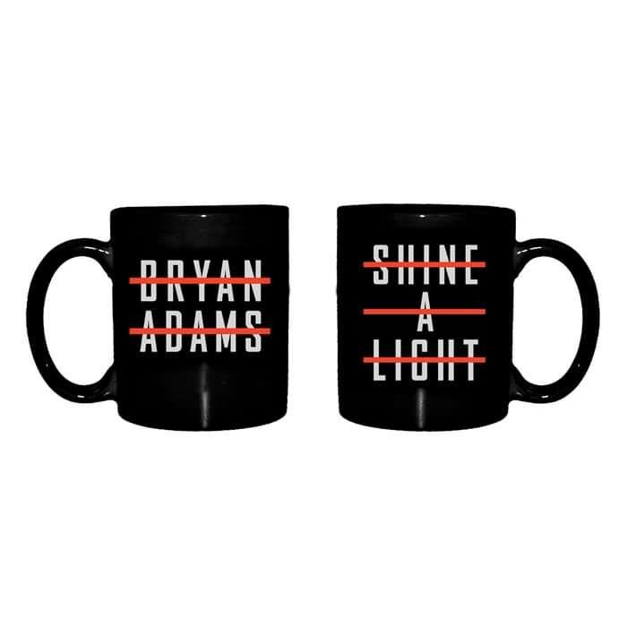 Shine Tour Mug - Bryan Adams