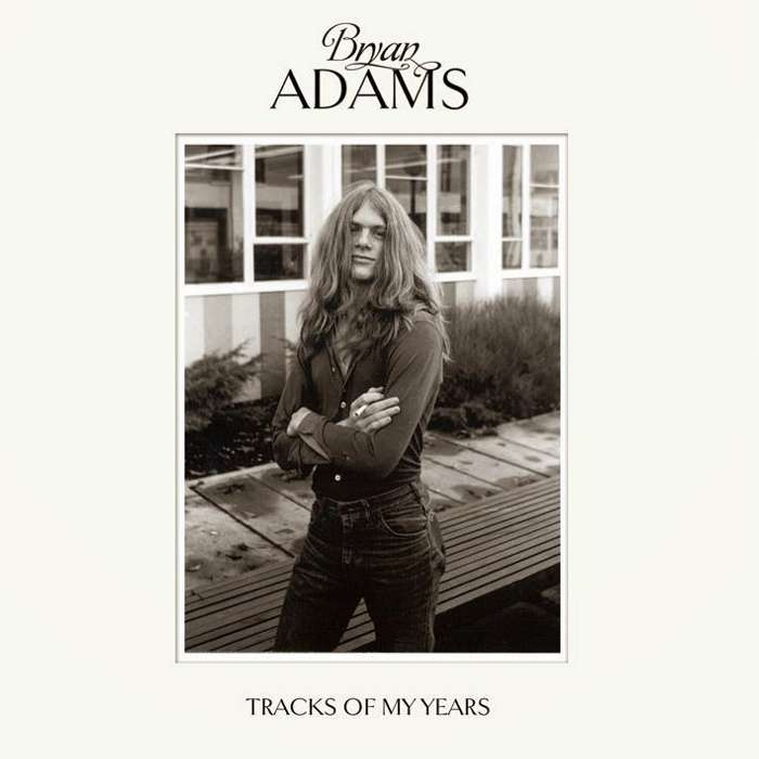 Tracks Of My Years CD - Bryan Adams