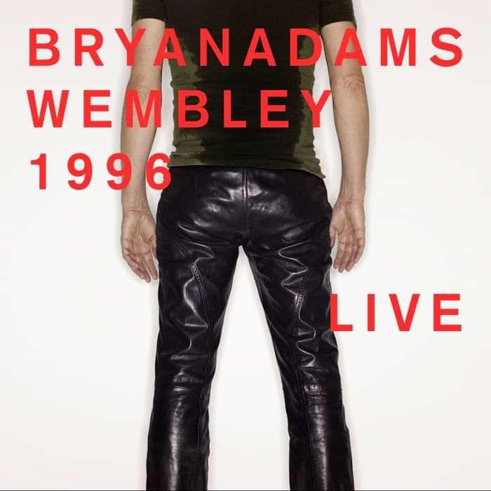 Wembley 1996 Live – Double CD - Bryan Adams