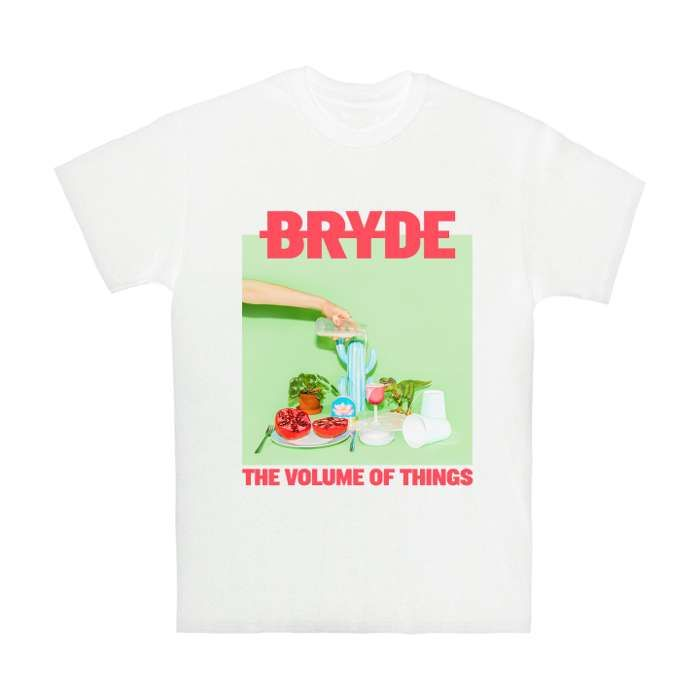 The Volume of Things T-shirt - Bryde