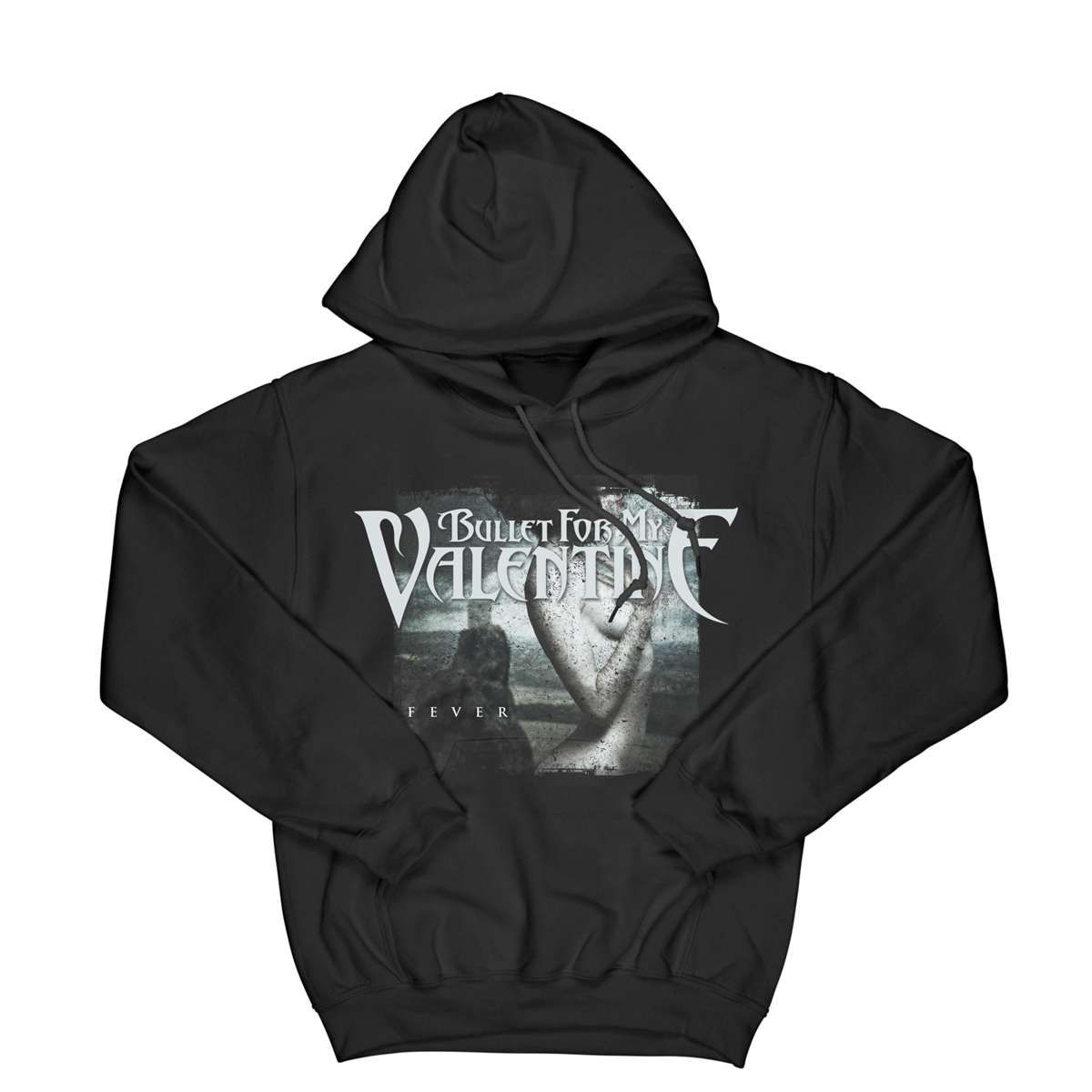 Fever 10th Anniversary Hoodie Bullet For My Valentine