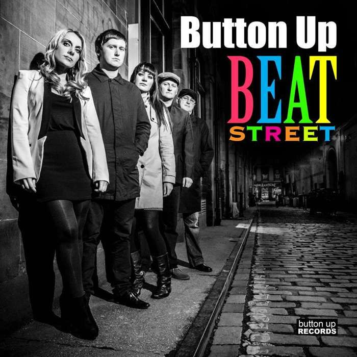 Button Up: Beat Street (CD) - Button Up Records