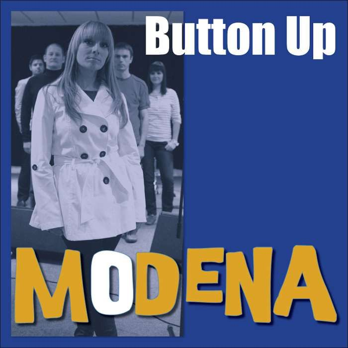 Button Up: Modena (CD) - Button Up Records