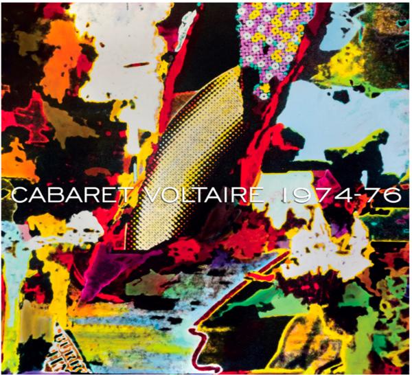 Cabaret Voltaire- 1974-76 Transparent Orange LP - Cabaret Voltaire