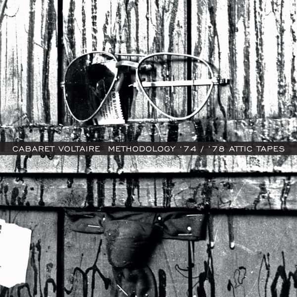 Cabaret Voltaire - Methodology '74 / '78 Attic Tapes 7x Signed LP - Cabaret Voltaire
