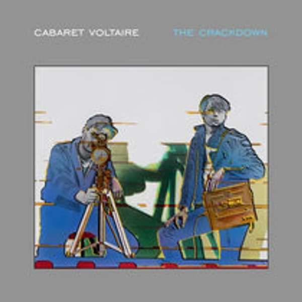 Cabaret Voltaire - The Crackdown CD - Cabaret Voltaire