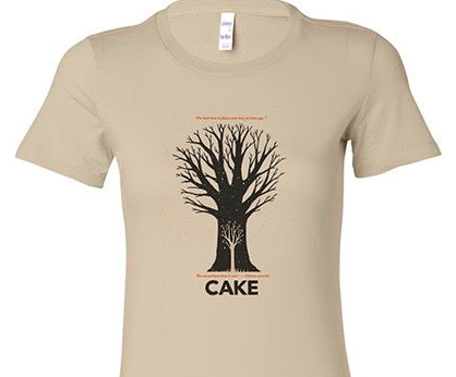 Ladies Arbor Day - CAKE