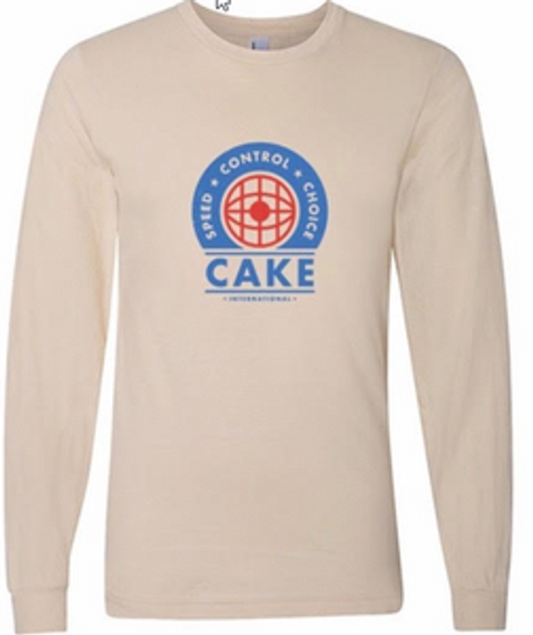 Long Sleeve Speed*Control*Choice - CAKE