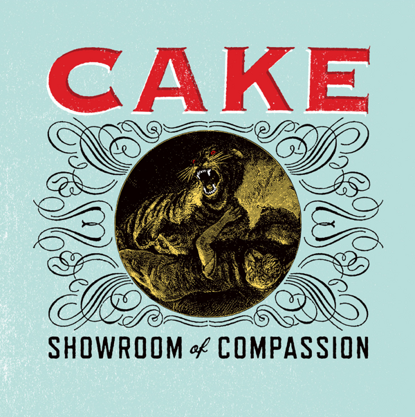 Showroom of Compassion CD - CAKE