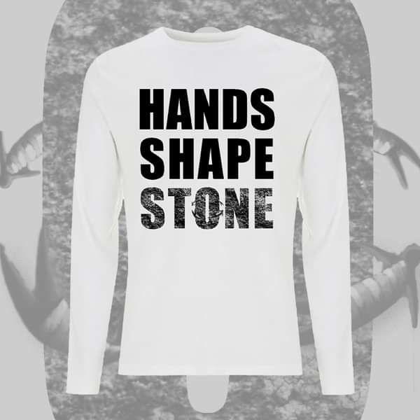 Caligula's Horse - 'Hands Shape Stone' Longsleeve Shirt - Caligula's Horse