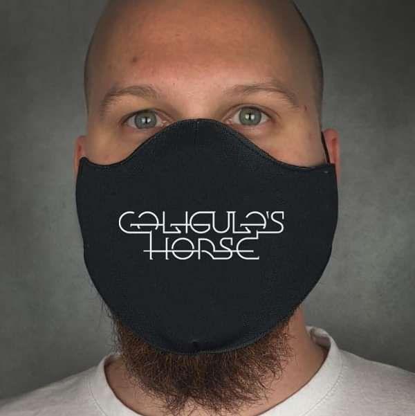 Caligula's Horse - 'Logo' Face Mask - Caligula's Horse