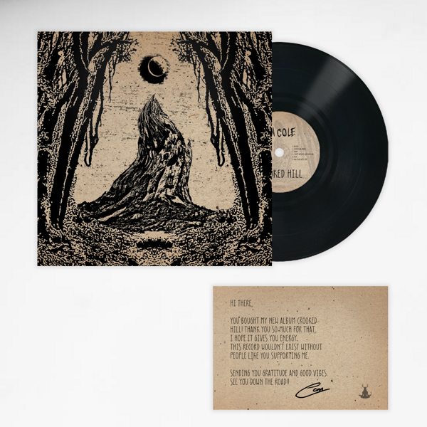 Preorder: Crooked Hill Vinyl - Ships 4th of March '22! - Cam Cole USA & Canada Store