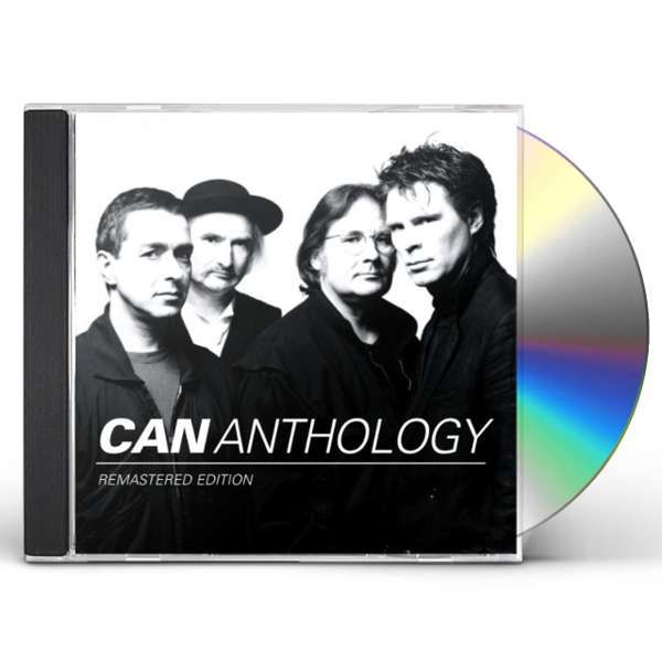 Can - Anthology CD - Can