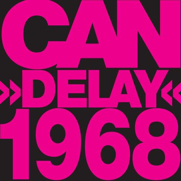 Can - Delay (Limited Edition Pink Vinyl) - Can