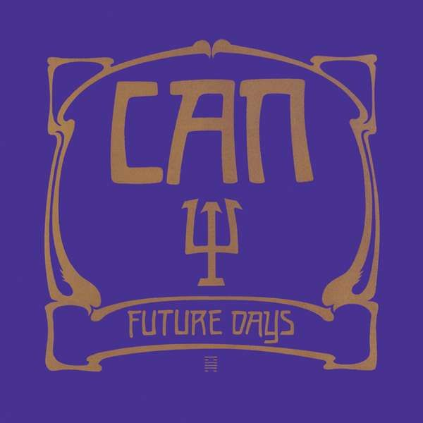 Can - Future Days (Limited Edition Gold Vinyl) - Can