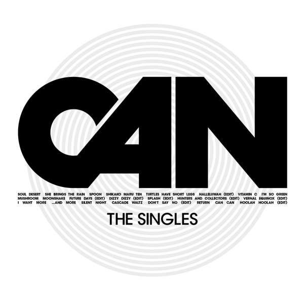 CAN - The Singles - Can
