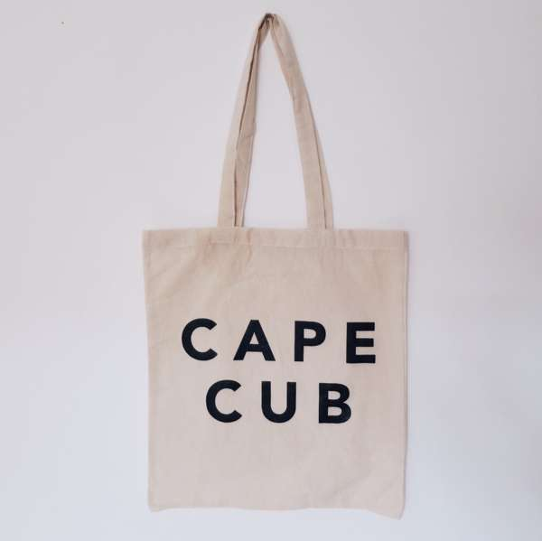 Tote Bag - Cape Cub