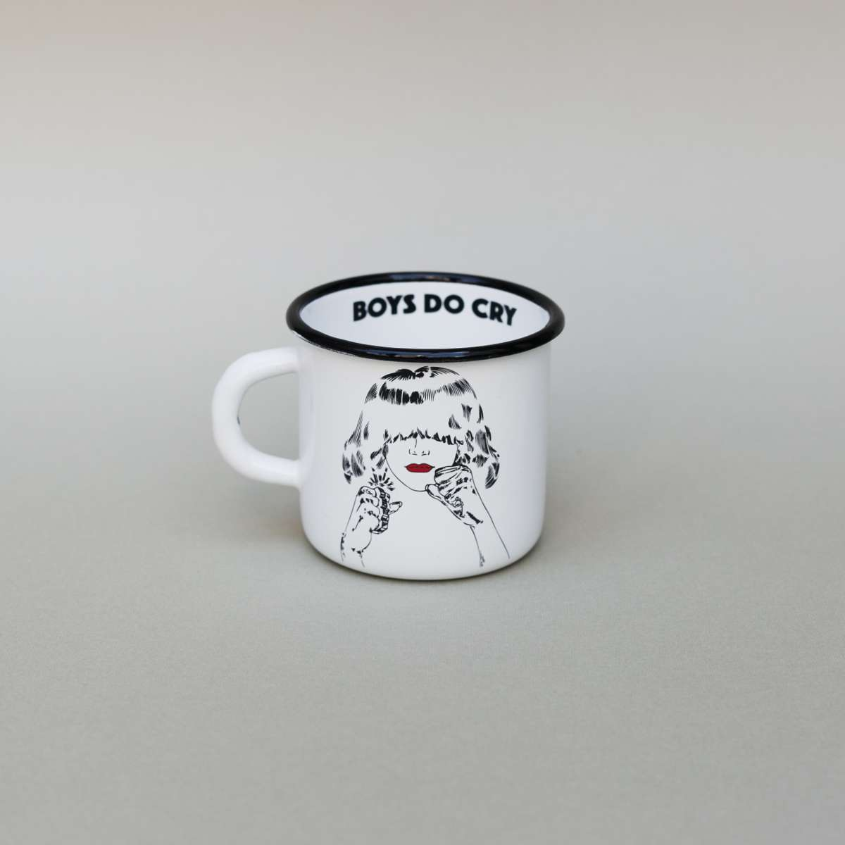 Boys Do Cry Mug - Carnival Youth