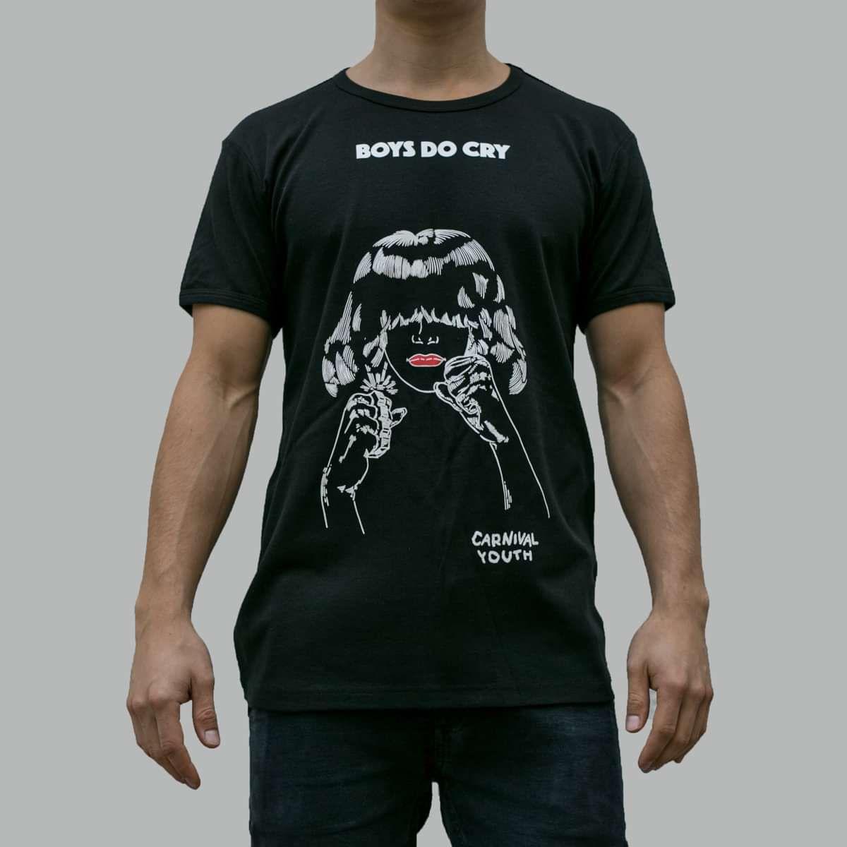 Boys Do Cry T-shirt - Carnival Youth