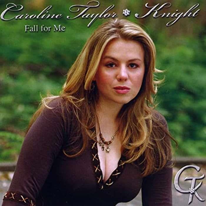 Fall For Me - Album - Digital Download - Caroline Taylor-Knight