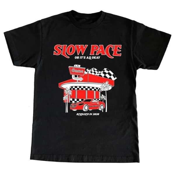 slowpace tee - Casey Lowry