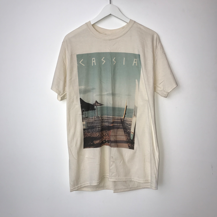 Movers & Shapers Tee - Cassia