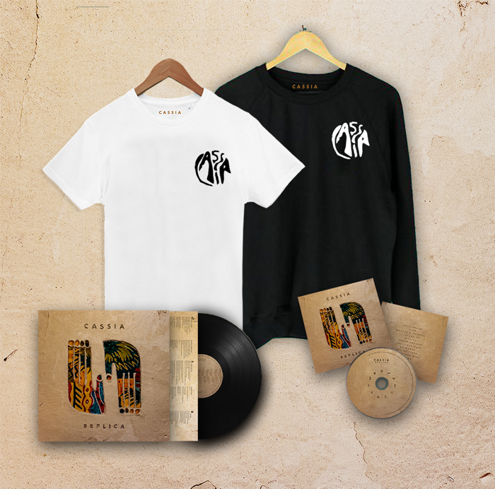 Replica CD + LP Bundle - Cassia
