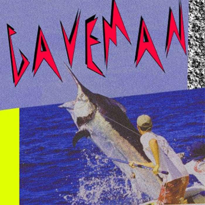 """In The City 7"""" Vinyl - Caveman"""