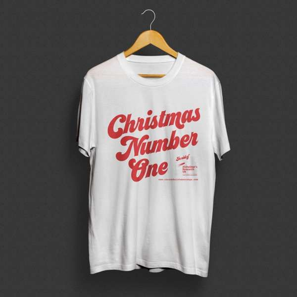 Christmas Number One Tee - Cazza