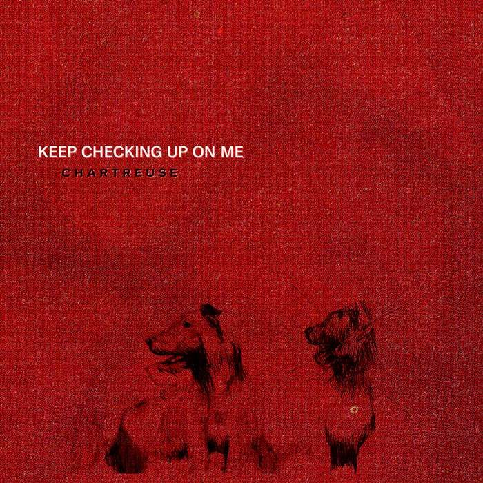 """Keep Checking Up On Me EP (10"""" Vinyl) - Chartreuse"""
