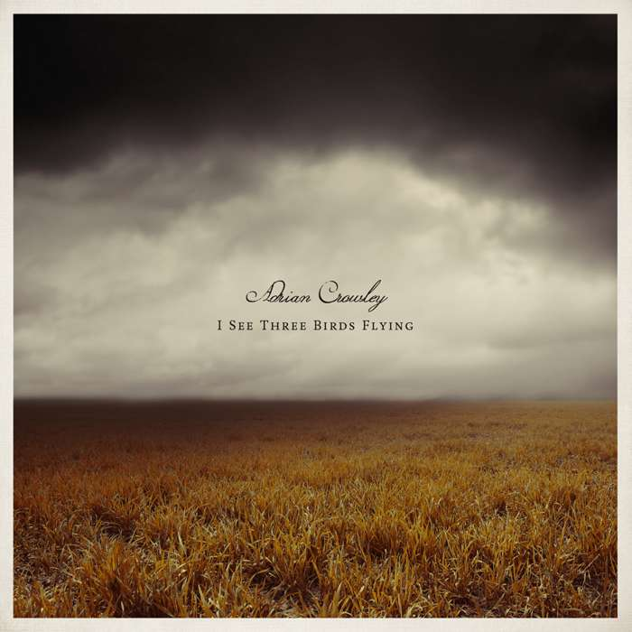 Adrian Crowley - I See Three Birds Flying - Deluxe Vinyl (2012) - Adrian Crowley