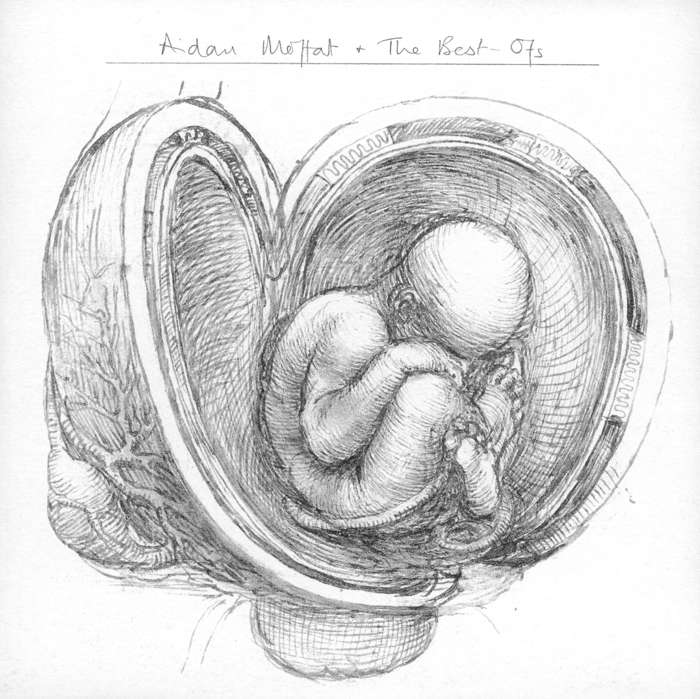 Aidan Moffat & The Best Ofs ~ Knock On The Wall Of Your Womb - Digital Single (2009) - Aidan Moffat