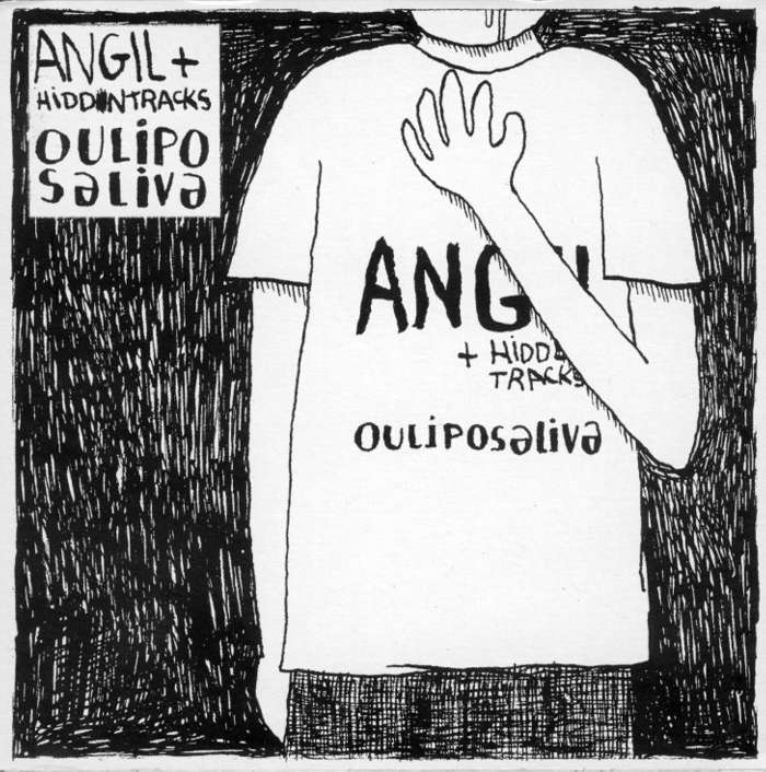 Angil + Hiddntracks - Oulipo Saliva - CD Album (2008) - Angil + Hiddntracks