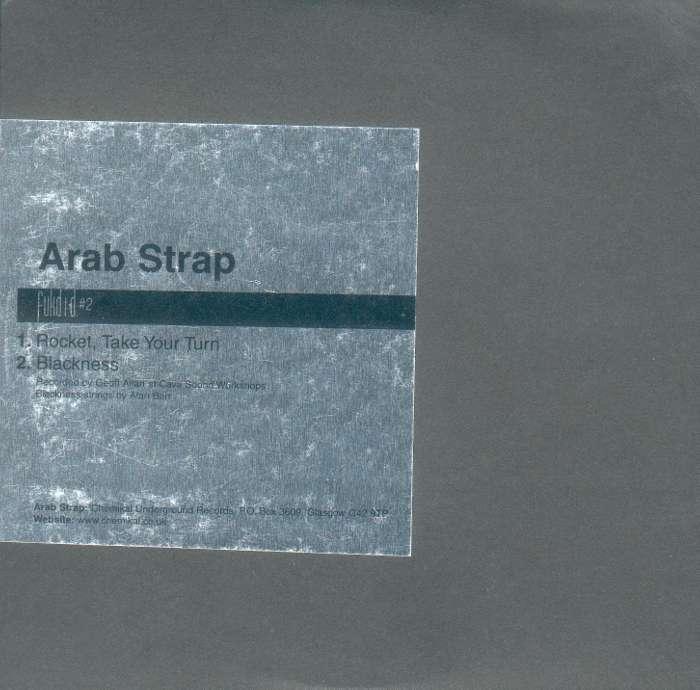 Arab Strap - FUKD I.D. #2 - Digital Single (2000) - Arab Strap