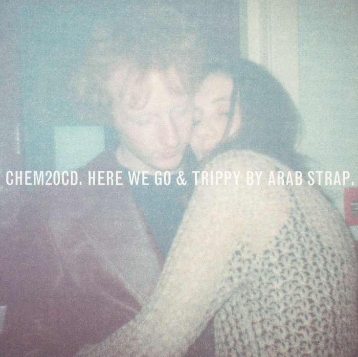 Arab Strap - Here We Go - Digital Single (1998) - Arab Strap