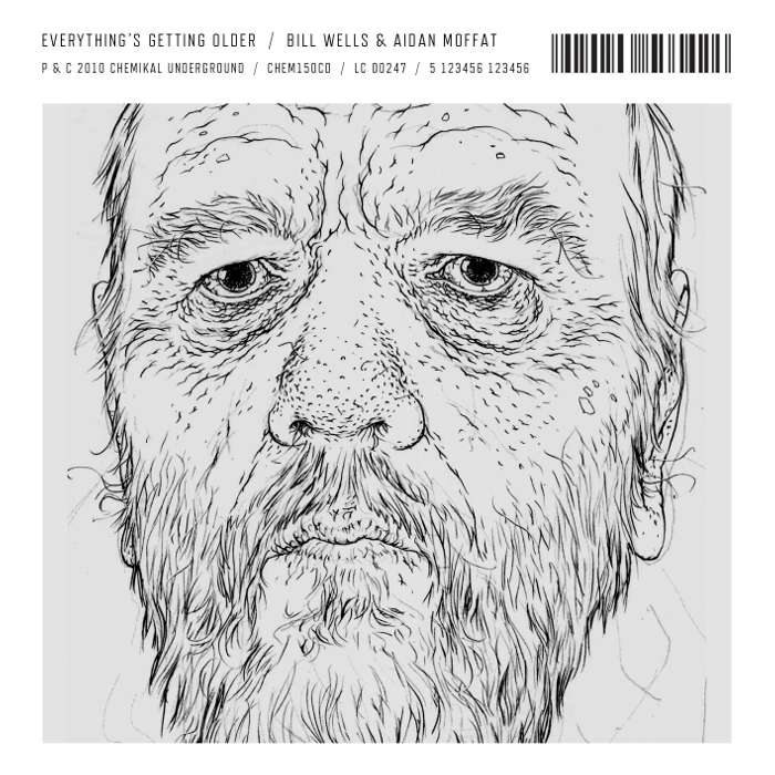 Bill Wells & Aidan Moffat - Everything's Getting Older - Digital Album (2011) - Bill Wells & Aidan Moffat