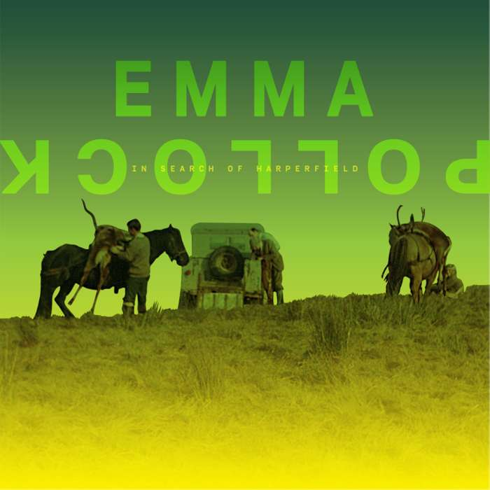 Emma Pollock - In Search Of Harperfield - Vinyl Album (2016) - Emma Pollock
